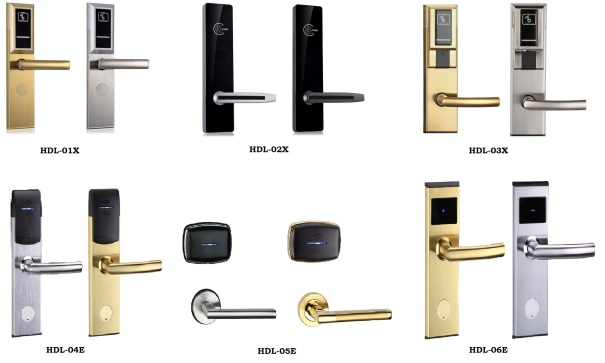 HOTEL DOOR LOCKS